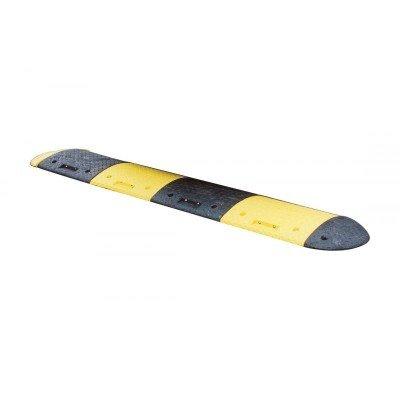 Progi zwalniające żółto czarne próg wysokość 50 mm modułowy 111521