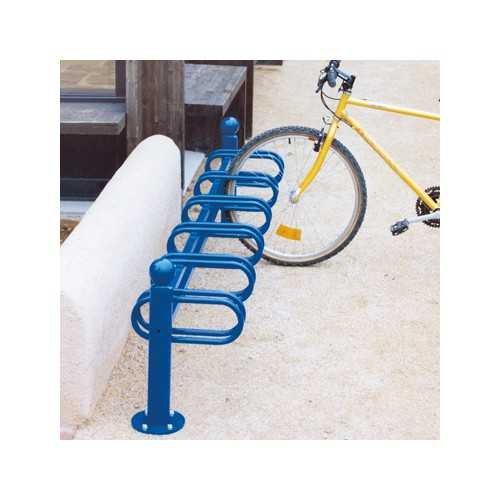 Stojaki rowerowe modułowe