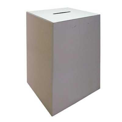 Urny wyborcze kartonowe 40x40x80 cm do głosowania