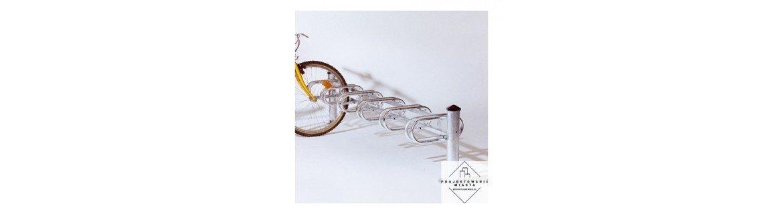 Nowoczesne stojaki rowerowe i motocyklowe to rozwiązania praktyczne i korzystne dla mieszkańców miast i wiosek.