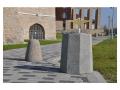 kosz betonowy ośmiokątny